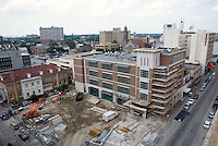 1996 JUNE 06..Redevelopment.Tidewater Community College..TCC PROGRESS..PV9.SCIENCE & ADMIN BUILDING.FROM ROOF OF MARTIN LIBRARY..NEG#.NRHA#..