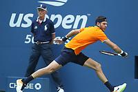 Juan Martin Del Potro<br /> Tennis US Open. 9-4-2018<br /> Photo by John Barrett/PHOTOlink.net