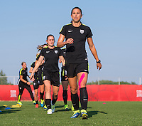 USWNT Training, June 11, 2015