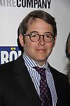 Actor Matthew Broderick at Opening Night of Roundabout Theatre Company's Broadway production of The People in the Picture on April 28, 2011 at Studio 54 Theatre, New York City, New York. (Photo by Sue Coflin/Max Photos)