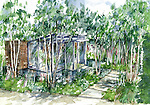 The Hartley Botanic Garden by designer Catherine MacDonald