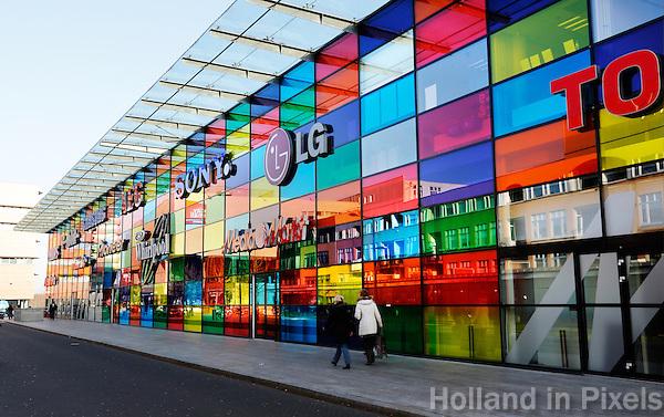 Mediamarkt in het Stadshart van Almere