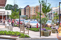 Hyatt Place Hotel located next to the Shops at Stonefield in Charlottesville, VA. Photo/Andrew Shurtleff