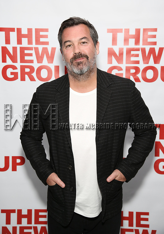 Duncan Sheik attends the World Premiere of Hamish Linklater's 'The Whirligig' at Green Fig's Social Drink and Food Club Terrace on May 21, 2017 in New York City.