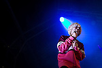 """© Joel Goodman - 07973 332324 . 04/07/2015 . Manchester , UK . The Charlatans perform at the Castlefield Bowl as part of the """" Summer in the City """" festival in Manchester. Photo credit : Joel Goodman"""