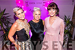 Maria Walsh, Orlagh Winters and Helen Quealy Murphy pictured at the Think Pink Fashion Fundraiser held at Benners Hotel, Tralee on Thursday night, October 27th last.
