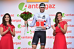 Stephen Cummings (GBR) Team Dimension Data wins the day's combativity prize at the end of Stage 12 of the 104th edition of the Tour de France 2017, running 214.5km from Pau to Peyragudes, France. 13th July 2017.<br /> Picture: ASO/Pauline Ballet | Cyclefile<br /> <br /> <br /> All photos usage must carry mandatory copyright credit (&copy; Cyclefile | ASO/Pauline Ballet)