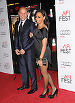 Melanie Brown & Stephen Belafonte at The 2009 AFI Fest Screening of The Bad Lieutenant : Port of Call New Orleans held at The Grauman's Chinese Theatre in Hollywood, California on November 04,2009                                                                   Copyright 2009 DVS / RockinExposures