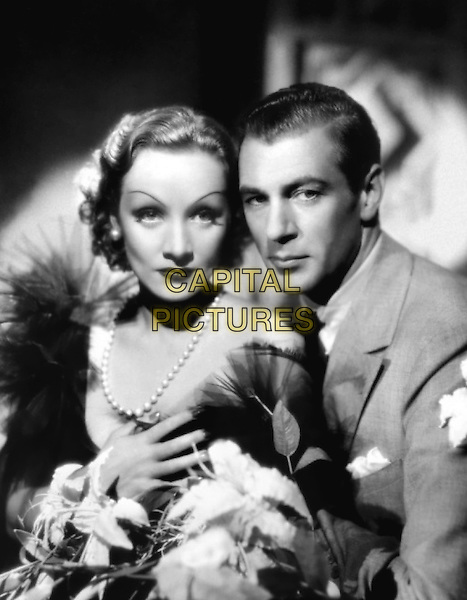 MARLENE DIETRICH & GARY COOPER.in Desire.*Filmstill - Editorial Use Only*.CAP/PLF.Supplied by Capital Pictures.