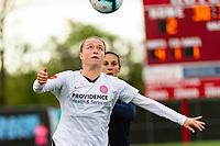 Piscataway, NJ - Sunday April 28, 2019: Sky Blue FC vs Portland Thorns FC at Yurcak Field.