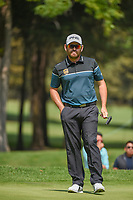 Louis Oosthuizen (RSA) looks on after sinking his putt on 11  during round 2 of the World Golf Championships, Mexico, Club De Golf Chapultepec, Mexico City, Mexico. 3/2/2018.<br /> Picture: Golffile | Ken Murray<br /> <br /> <br /> All photo usage must carry mandatory copyright credit (&copy; Golffile | Ken Murray)