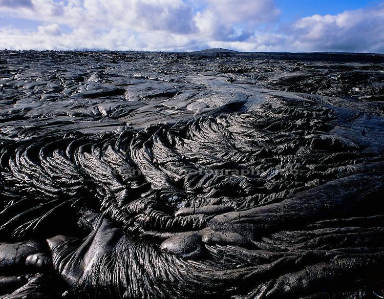 """""""Mauna Ulu lava flow, Hawaii Hawaii Volcanoes NP  HAWAII"""""""