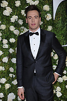 www.acepixs.com<br /> June 11, 2017  New York City<br /> <br /> Erich Bergen attending the 71st Annual Tony Awards arrivals on June 11, 2017 in New York City.<br /> <br /> Credit: Kristin Callahan/ACE Pictures<br /> <br /> <br /> Tel: 646 769 0430<br /> Email: info@acepixs.com