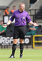 Referee Trevor Kettle<br />  - Stevenage v Leyton Orient - Sky Bet League 1 - Lamex Stadium, Stevenage - 17th August, 2013<br />  © Kevin Coleman 2013