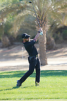 Jordan Smith (ENG) on the 8th during Round 2 of the Abu Dhabi HSBC Championship 2020 at the Abu Dhabi Golf Club, Abu Dhabi, United Arab Emirates. 17/01/2020<br /> Picture: Golffile   Thos Caffrey<br /> <br /> <br /> All photo usage must carry mandatory copyright credit (© Golffile   Thos Caffrey)
