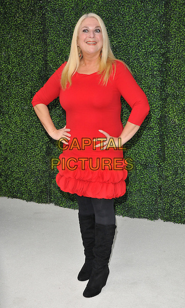 Vanessa Feltz attends the &quot;Snoopy &amp; Charlie Brown: The Peanuts Movie 3D&quot; gala film screening, Vue West End cinema, Leicester Square, London, England, UK, on Saturday 28 November 2015.<br /> CAP/CAN<br /> &copy;Can Nguyen/Capital Pictures