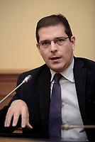 Roma, 22 Maggio 2017<br /> Daniele Capezzone<br /> Conferenza stampa sui risultati delle elezioni in Iran del 19 Maggio