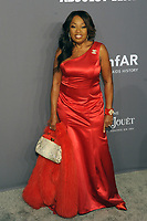 NEW YORK, NY - FEBRUARY 6: Star Jones arriving at the 21st annual amfAR Gala New York benefit for AIDS research during New York Fashion Week at Cipriani Wall Street in New York City on February 6, 2019. <br /> CAP/MPI/JP<br /> &copy;JP/MPI/Capital Pictures