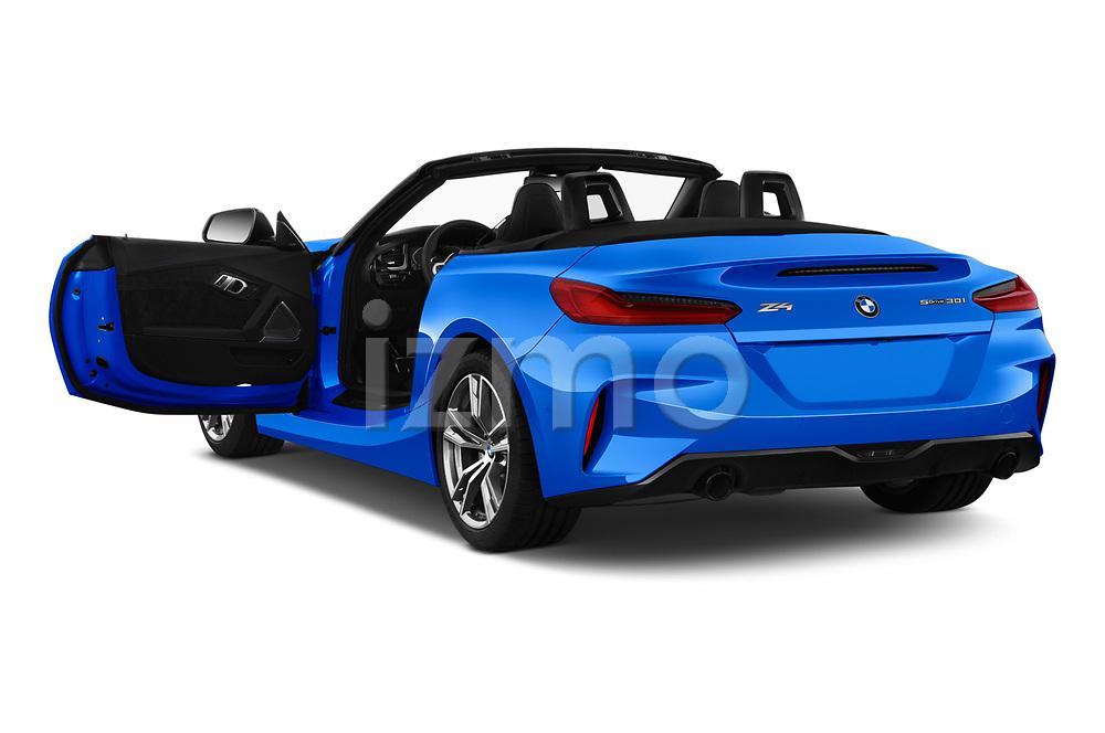Car images close up view of a 2020 BMW Z4 Base 2 Door Convertible doors