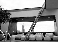 Boutique Hotel El Americano by Grupo Habita and architect Enrique Norten, TEN Arquitectos, New York, USA