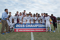 2015 Nike Friendlies, Final, England U-17 vs Netherlands, December 6, 2015