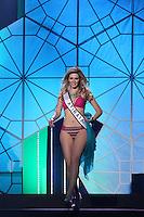 SAO PAULO, 11 DE AGOSTO DE 2012. MISS SAO PAULO 2012. A Miss Atibaia, Milena Xeder, desfila de biquini durante o concurso Miss Sao Paulo na noite deste sabado. FOTO - ADRIANA SPACA BRAZIL PHOTO PRESS