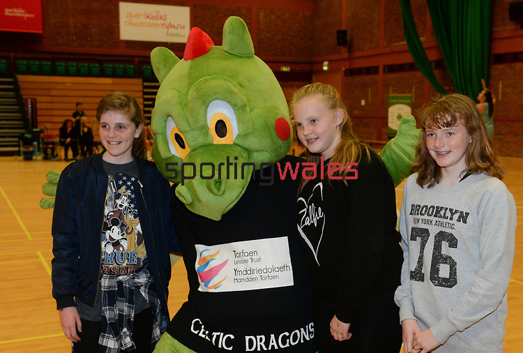 The Vitality Netball Super League, <br /> Celtic Dragons  v Surrey Storm<br /> Sport Wales Centre <br /> 15th May 2017<br /> <br /> © www.sportingwales.com- PLEASE CREDIT IAN COOK