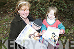 CONFERENCE: Parenting our Children - Art and Science Conference is being held on Saturday on February 13th at the Solas (Nursing) Building at the Institute of Technology, Tralee in association with the Institute of Technology, Tralee, La Leche League, the HSE and CAIPE (Centre for the Advancement of Interprofessional Education). Pictured were: Mary, Gianna and Stephan Fitzgibbon.