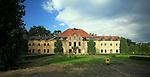 Sztynort, 2008-07-10. Pałac w Sztynorcie