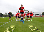 Jack O'Connell of Sheffield Utd during the training session at the Shirecliffe Training complex, Sheffield. Picture date: June 27th 2017. Pic credit should read: Simon Bellis/Sportimage