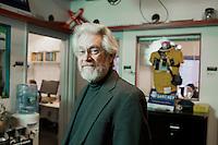 "Professor Alex ""Sandy"" Pentland is the director of the Human Dynamics Laboratory and of the Media Lab Entrepreneurship Program at MIT in Cambridge, Massachusetts, USA."