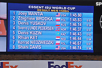 SCHAATSEN: BERLIJN: Sportforum, 06-12-2013, Essent ISU World Cup, 1500m Men Division A, final results, ©foto Martin de Jong