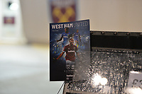 Tonights Programme during West Ham United vs Liverpool, Premier League Football at The London Stadium on 4th February 2019
