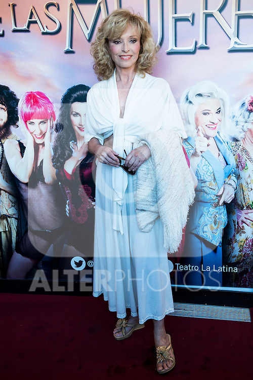 "Silvia Tortosa during the red carpet of the theater play ""La Asamblea de las Mujeres"" at Teatro La Latina in Madrid. August 25. 2016. (ALTERPHOTOS/Borja B.Hojas)"