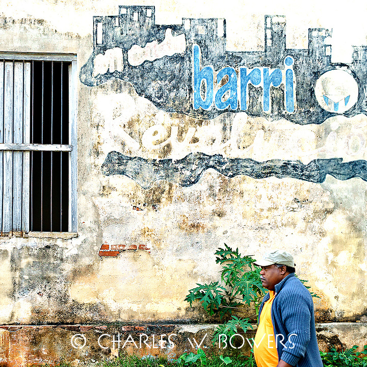 Faces Of Cuba - Early morning in Vinales<br />