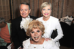 BEVERLY HILLS - JUN 12: John Holly, Florence Henderson, Ruta Lee at The Actors Fund's 20th Annual Tony Awards Viewing Party at the Beverly Hilton Hotel on June 12, 2016 in Beverly Hills, California