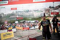 Esteban Chaves (COL/Mitchelton-Scott)<br /> <br /> Stage 15: Tineo to Santuario del Acebo (154km)<br /> La Vuelta 2019<br /> <br /> ©kramon