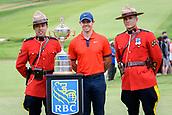 2019 PGA Golf RBC Canadian Open Final Round Jun 9th