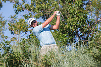 Dean Burmester (RSA) during the 1st round of the Alfred Dunhill Championship, Leopard Creek Golf Club, Malelane, South Africa. 28/11/2019<br /> Picture: Golffile | Tyrone Winfield<br /> <br /> <br /> All photo usage must carry mandatory copyright credit (© Golffile | Tyrone Winfield)
