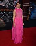 """Marisa Tomei 042 arrives for the premiere of Sony Pictures' """"Spider-Man Far From Home"""" held at TCL Chinese Theatre on June 26, 2019 in Hollywood, California"""