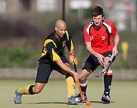 Thurrock HC vs Brentwood HC 2nd XI 16-02-08