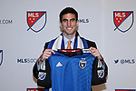 14 January 2016: Andrew Tarbell was taken with the #8 overall pick by the San Jose Earthquakes. The 2016 MLS SuperDraft was held at The Baltimore Convention Center in Baltimore, Maryland as part of the annual NSCAA Convention.