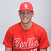 Michael Ruggiero of Smithtown East poses for a portrait during Newsday's varsity baseball season preview photo shoot at company headquarters on Saturday, March 18, 2017.