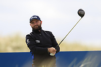 Andy Sullivan (ENG) tees off the 15th tee during Thursday's Round 1 of the 2018 Dubai Duty Free Irish Open, held at Ballyliffin Golf Club, Ireland. 5th July 2018.<br /> Picture: Eoin Clarke | Golffile<br /> <br /> <br /> All photos usage must carry mandatory copyright credit (&copy; Golffile | Eoin Clarke)
