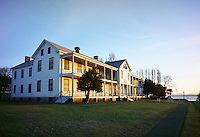 Barracks, Fort Worden State Park, Washington, USA