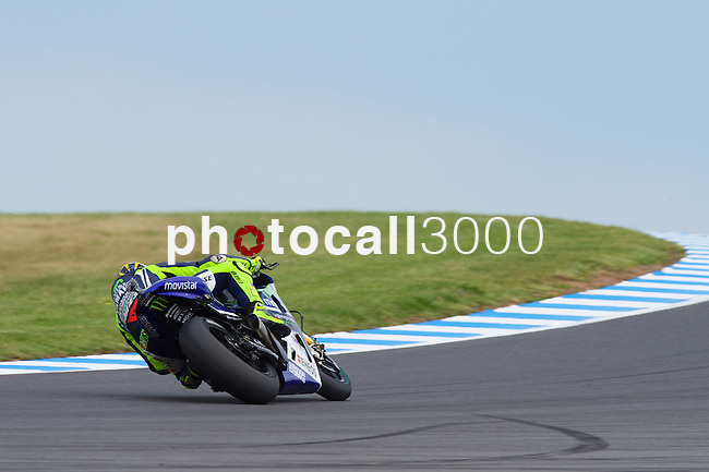 GP Moto Australia during the Moto World Championship 2014 in Phillip Island.<br /> MotoGP<br /> valentino rossi<br /> Rafa Marrodán/PHOTOCALL3000