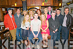 18th Birthday: Evan Lyons, Listowel celebrating his 18th birthday with family & friends at Casa Mia's Restaurant, Listowel on Saturday night last.
