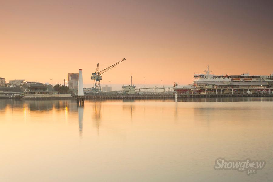 Image Ref: M285<br /> Location: Station Pier, Melbourne<br /> Date: 04.06.17
