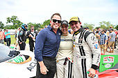 IMSA WeatherTech SportsCar Championship<br /> Chevrolet Sports Car Classic<br /> Detroit Belle Isle Grand Prix, Detroit, MI USA<br /> Saturday 3 June 2017<br /> 93, Acura, Acura NSX, GTD, Andy Lally, Katherine Legge, Michael Shank<br /> World Copyright: Richard Dole<br /> LAT Images<br /> ref: Digital Image RD2_1983
