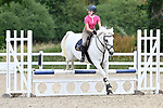 Class 6. Unaffiliated showjumping. Brook Farm Training Centre. Essex. UK. 06/07/2019. ~ MANDATORY Credit Garry Bowden/Sportinpictures - NO UNAUTHORISED USE - 07837 394578